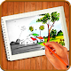 Learn to Draw Scenery by Buzz Apps Club icon