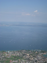 Photo: A view of the Lake Constance with a lot of boats http://www.swiss-flight.net
