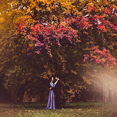Wedding photographer Asya Zhilyasova (AsSeven). Photo of 22.10.2015