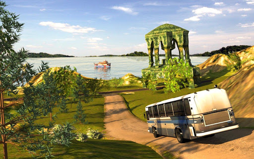 Bus Simulator Free cheat screenshots 4