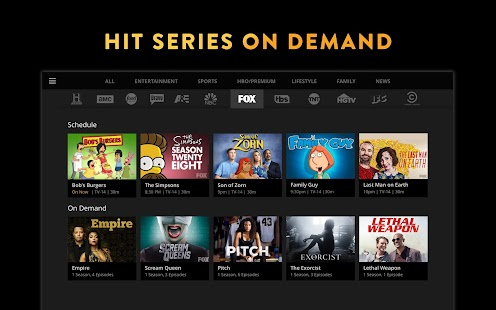 Sling TV Screenshot 8