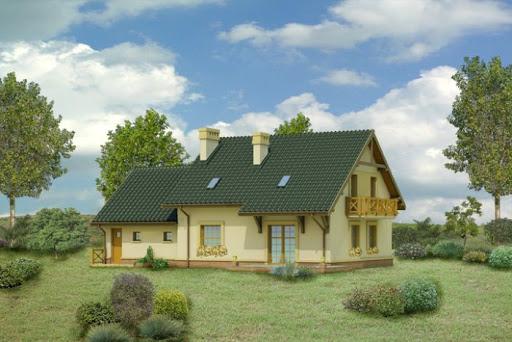 projekt Dom za rogiem