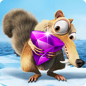 Ice Age: Arctic Blast Mod (Unlimited Lives & Booster) v1.3.769 APK