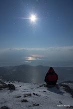 Photo: dolazimo pod vrh, dalje ne stižemo