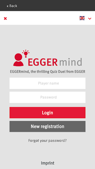 EGGER screenshot for Android