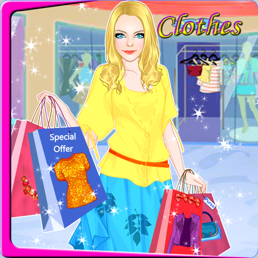 Girl Shopping - Mall Story 2 (game)