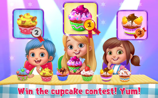 Chef Kids - Cook Yummy Food  screenshots 4