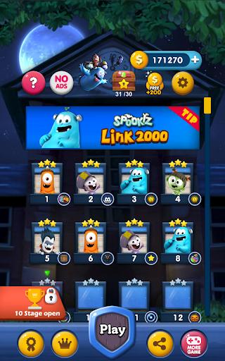 Funny Link Puzzle - Spookiz 2000 1.9974 screenshots 16