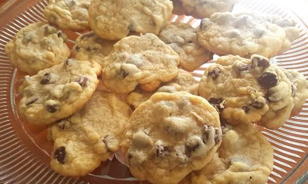 Simple Chocolate Chip Cookies