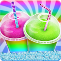 Ice Cold Slushy & Juice Maker – Frozen Food Game icon