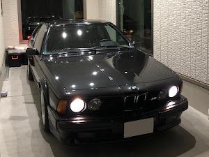 M6 E24 88年式 D車のカスタム事例画像 とありくさんの2020年06月01日05:54の投稿