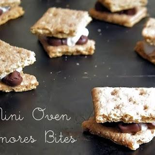 Mini Oven S'mores Bites