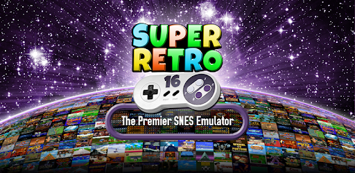 SuperRetro16 (SNES) game for Android screenshot