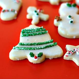 Porcelain Sugar Cookies