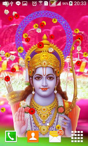 Lord Sri Rama Live Wallpaper