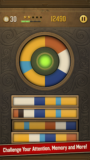 Clockwork Brain Training - Memory & Attention Game screenshot
