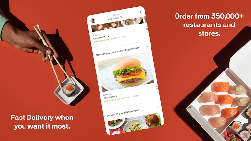 PC u7528 Postmates - Local Restaurant Delivery & Takeout 2