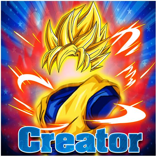 Create Dragon Z Saiyan Warrior (game)