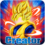Create Dragon Z Saiyan Warrior Icon