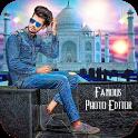 Famous photo editor icon