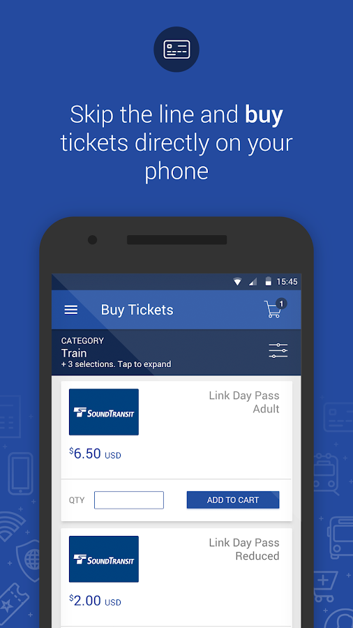 Transit GO Ticket- screenshot