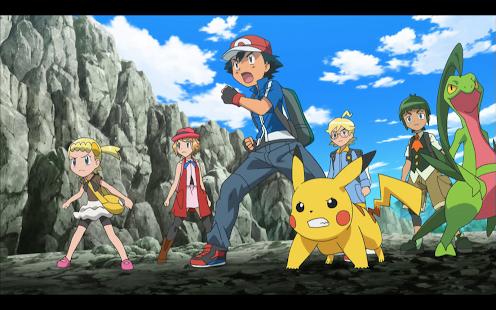Pokémon TV Screenshot 13