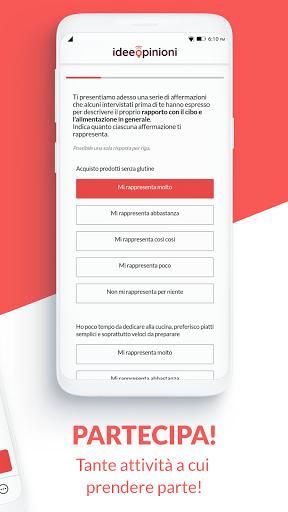 IdeeOpinioni screenshot 2