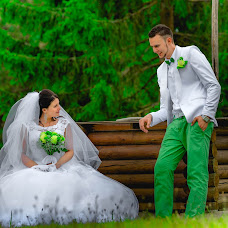 Wedding photographer Sergey Kraenkov (kraenkoff). Photo of 05.01.2016