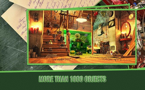 Hidden Object Haunted House of Fear – Mystery Game 3