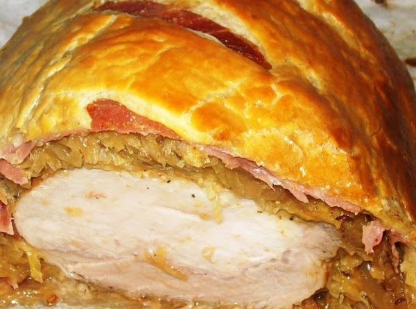 Irisa's Wild Wellington Recipe