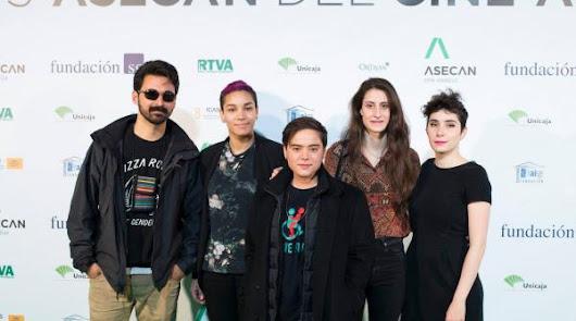 'Víctor XX' se alza con el galardón al mejor cortometraje en los premios del cine andaluz