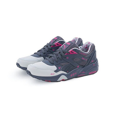 Puma R698 x GraphersRock Grey