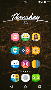 Cylinder UI - Pixel Icon Pack Screenshot