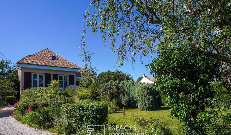 Maison avec terrasse Orgerus