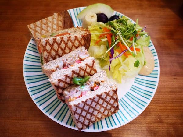 板橋 三隻小豬 近捷運府中站的平價豐盛早午餐♥♥♥