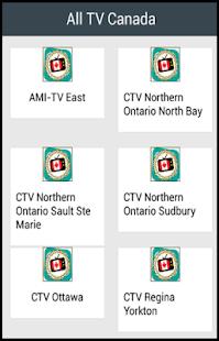 All TV Canada - náhled