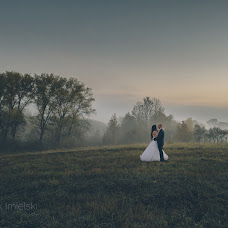 Wedding photographer Dominik Imielski (imielski). Photo of 27.11.2015