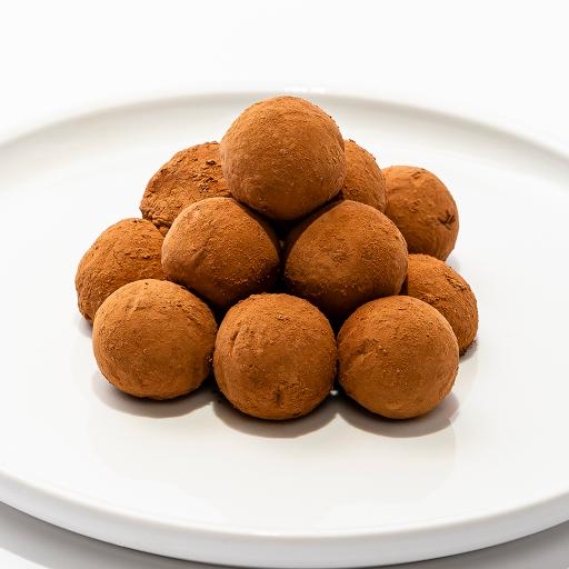 Mini Chocolate Cocoa Mochi  (12 pcs)