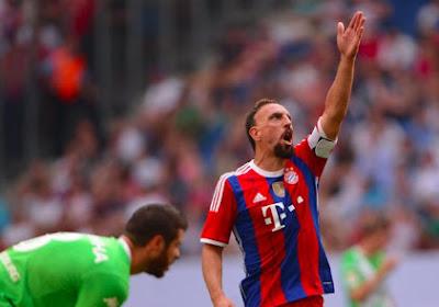 WAW! Le goal monstrueux de Ribéry d'un geste incroyable