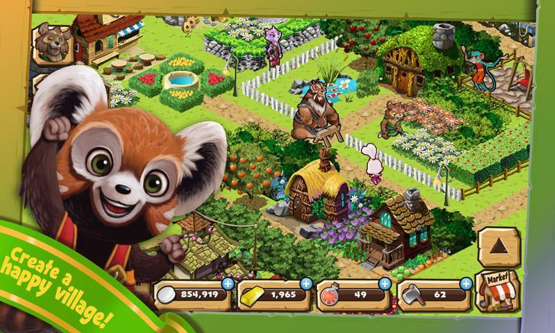 Brightwood Adventures:Meadow Village! screenshot 10