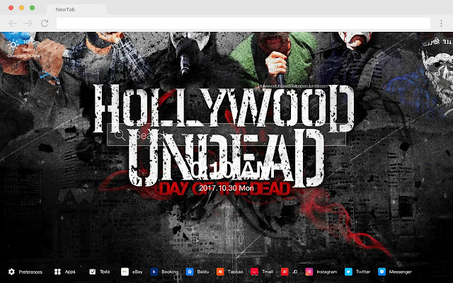 Hollywood Undead HD Wallpapers Band Hot
