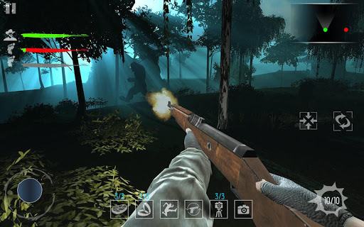Bigfoot Hunting 1.2.5 screenshots 5