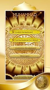 Muhammad Klávesnice - náhled