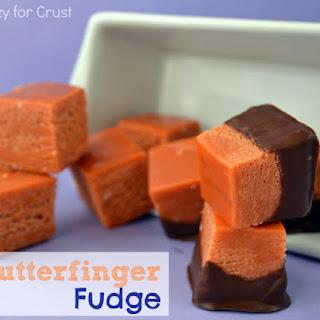 Butterfinger Fudge.