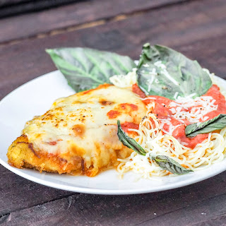 Classic Chicken Parmesan Recipe