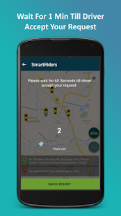 SmartRiders - Book a Bike/Car- screenshot thumbnail