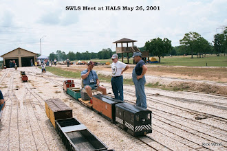 Photo: Jach Haskins egineer   SWLS - HALS 2001-0526