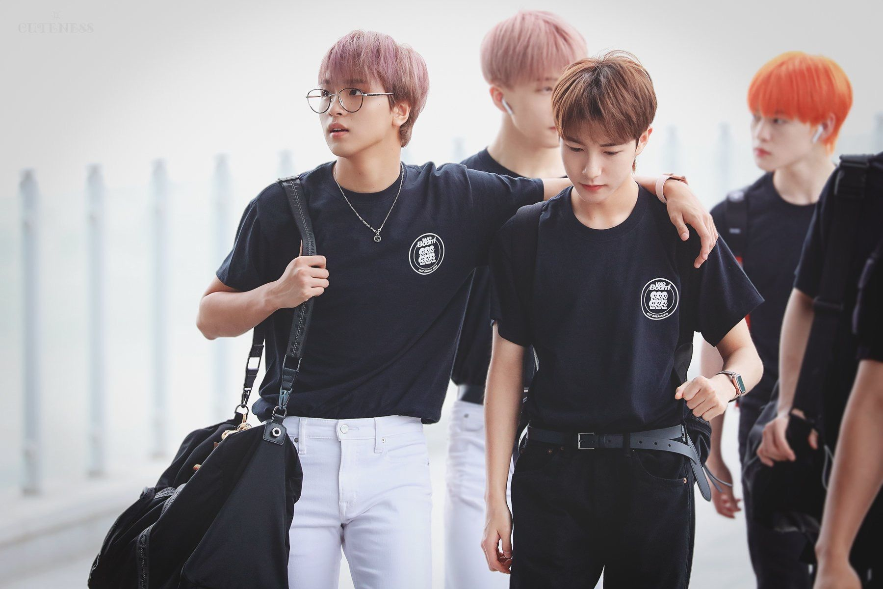 nct dream renjun haechan