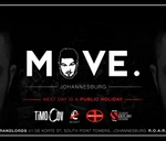 MOVE/TiMO ODV - 24 September (Next Days A Public Holiday) : Randlords