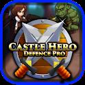 Castle Hero Defense Pro icon